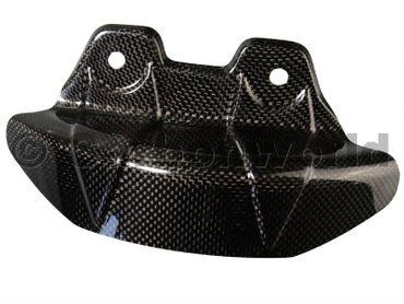 Kettenradabdeckung hinten Carbon für Ducati Diavel – Bild 3