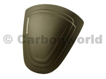 Copriserbatoio carbonio opaco per Ducati Monster 821 1200 – Image 2