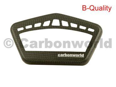 Cornice copri strumenti carbonio opaco per Ducati Hypermotard 821/939 – Image 1