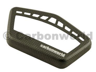 Cornice copri strumenti carbonio opaco per Ducati Hypermotard 821/939 – Image 3