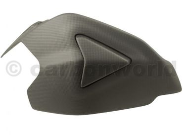 kit swingarm cover mat (two-part)+ lower chain guard rear carbonfiber for Ducati Panigale 1199 1299 – Image 3