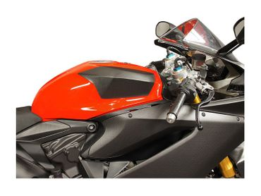 carbon fiber tank guard matt for Ducati 899 959 1199 1299 Panigale – Image 4