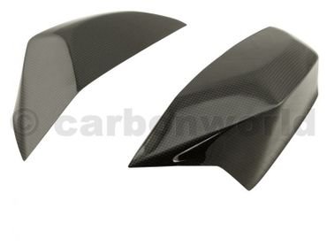 carbon fiber tank guard glossy for Ducati 899 959 1199 1299 Panigale – Image 4
