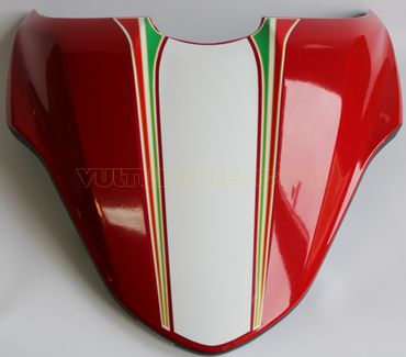 decal sticker seat cover Tricolore for Ducati Monster 821 1200 1200S
