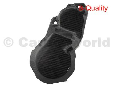 ignition coil cover carbon for KTM 250 350 450 SX – Image 1