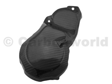 ignition coil cover carbon for KTM 250 350 450 SX – Image 2