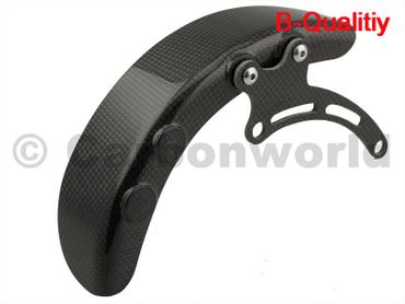 chain guard rear carbon for Ducati Monster – Image 1