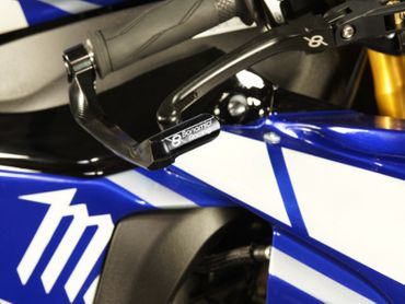 brake lever protection black Bonamici Racing  – Image 4