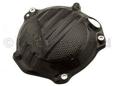 clutch cover protector carbon for KTM 125 250 350 450 (2016-) – Image 5