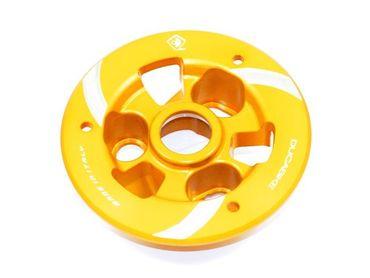 spingidisco frizione oro Ducabike per Ducati Panigale, Monster, Diavel, Multistrada 950 / 1200, Hypermotard, Scrambler – Image 1
