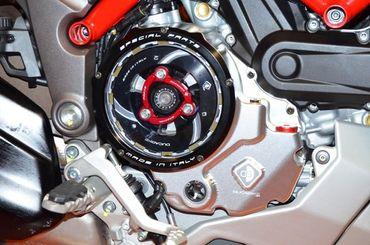 pressure plate black Ducabike for Ducati Panigale, Monster, Diavel, Multistrada 950 / 1200, Hypermotard, Scrambler – Image 2