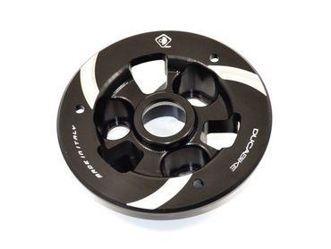Druckplatte schwarz Ducabike für Ducati Panigale, Monster, Diavel, Multistrada 950 / 1200, Hypermotard, Scrambler – Bild 1