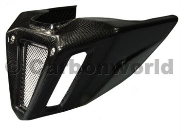 belly pan carbon for Ducati Hypermotard and Monster – Image 2