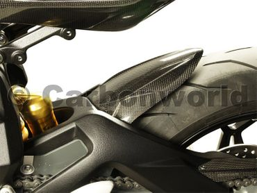 rear hugger carbon fiber for MV Agusta F3 Brutale 675 800 – Image 2