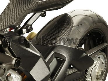 rear hugger carbon fiber for MV Agusta F3 Brutale 675 800 – Image 5