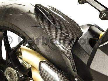 rear hugger carbon fiber for MV Agusta F3 Brutale 675 800 – Image 6