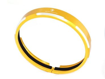 headlight trim gold Ducabike for Ducati Scrambler – Image 3