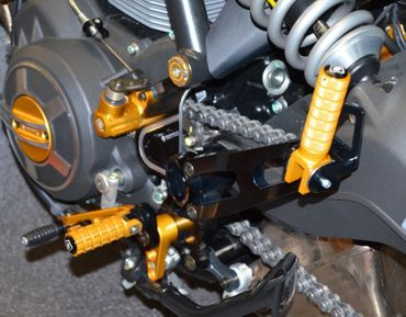 biposto-kit for rearset Ducabike for Ducati Scrambler – Image 4
