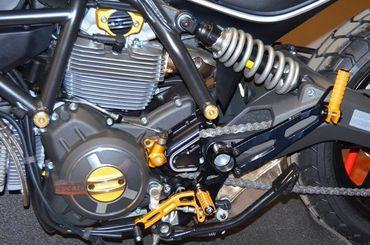 biposto-kit per commandes reculees Ducabike pour Ducati Scrambler – Image 8