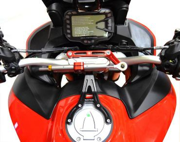 Direction de suspenion Kit rouge Ducabike pour Ducati Multistrada 1200 (2015-) – Image 7