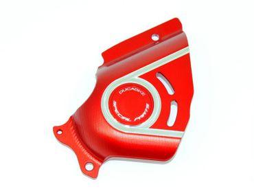 carter pignone ergal rosso Ducabike per Ducati Multistrada (2015-) – Image 1