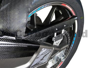 chain guard carbon for BMW S 1000 RR – Image 2