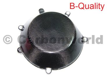 clutch cover closed carbon for Ducati – Image 1