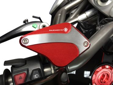 fluid tankcaps red Ducabike for Ducati Diavel,XDiavel – Image 5