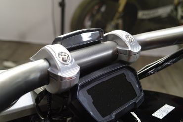riser black CNC Racing for Ducati XDiavel – Image 3