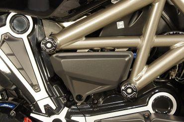 cache douilles trousse argent CNC Racing pour Ducati XDiavel – Image 5