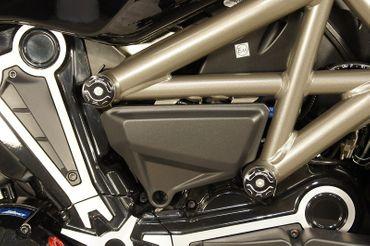 cache douilles trousse noir/argent CNC Racing pour Ducati XDiavel – Image 4
