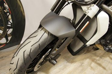 front hugger carbon mat for Ducati XDiavel – Image 2