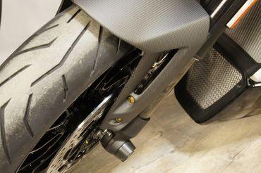 Aile pare-boue avant carbone mate pour Ducati XDiavel – Image 4