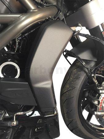 Protège radiateur en carbone mate pour Ducati XDiavel – Image 7
