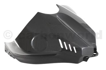 fuel tank cover carbon for Yamaha YZF R1 2015- – Image 2