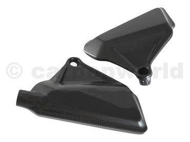 Couvercle de boîte à air en carbone mate pour Ducati XDiavel – Image 2