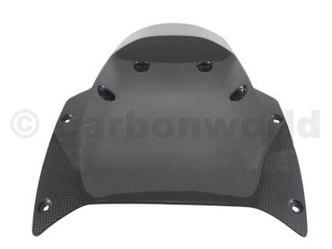 undertail panel carbon mat for Ducati XDiavel – Image 1