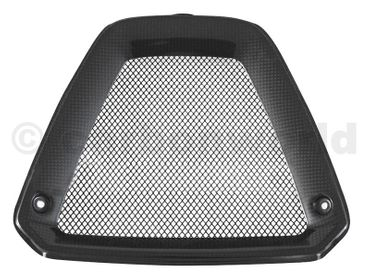 radiator cover carbon mat for Ducati XDiavel – Image 1