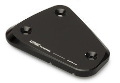 """fluid container cover """"Touch"""" black CNC Racing for Ducati Multistrada, Streetfighter  – Image 3"""