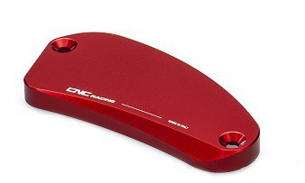"fluid tank caps ""Touch"" red CNC Racing for MV Agusta – Image 3"