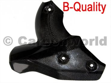 heat guard carbon for Ducati Streetfighter – Image 1