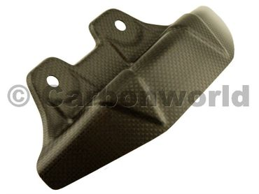 rear chain guard carbon mat for Ducati Diavel – Image 2