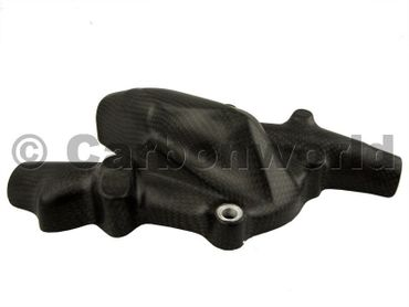 waterpump cover carbon mat for Ducati Diavel – Image 5
