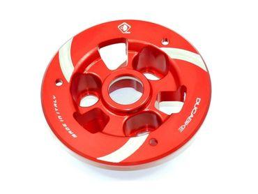 Druckplatte rot Ducabike für Ducati Diavel, XDiavel – Bild 1