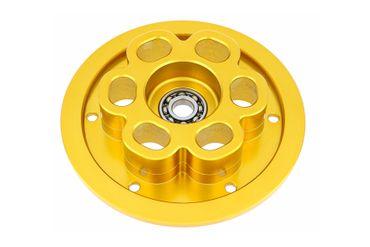 Druckplatte Antihoppingkupplung gold CNC Racing für MV Agusta – Bild 2