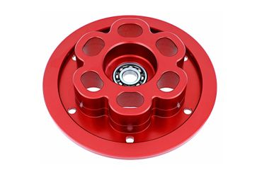printing plate slipper clutch red CNC Racing for MV Agusta – Image 2