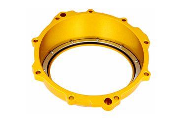 Carter trasparente per frizioni ad olio oro CNC Racing per MV Agusta – Image 3
