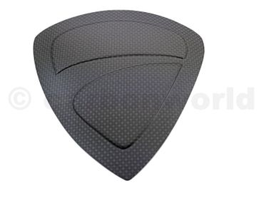 fuel tank guard carbon mat for Ducati Monster 797 1200 (2017-) – Image 1