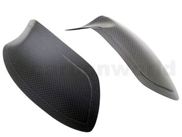fuel tank guard carbon mat for Ducati Monster 797 1200 (2017-) – Image 7