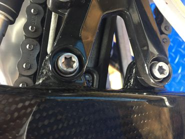 framecover carbon for BMW S 1000 RR  – Image 8